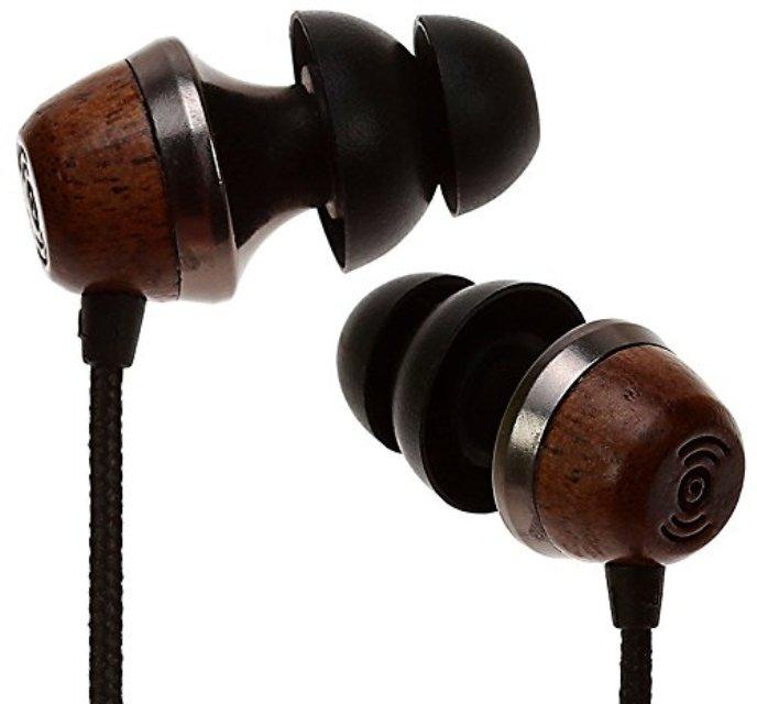 Symphonized ALN Wood Earbuds