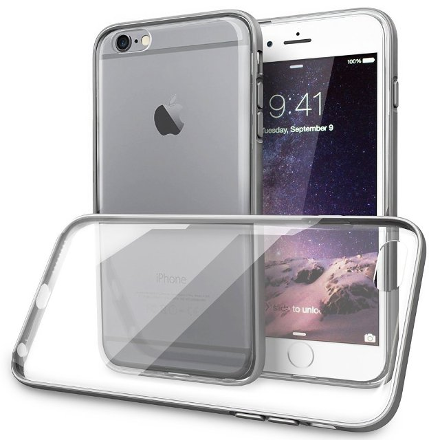 TORU iPhone 6s Aluminium Bumper Case
