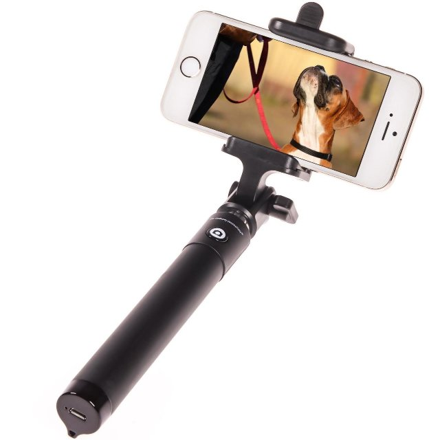The Memory Journalists Bluetooth Selfie Stick