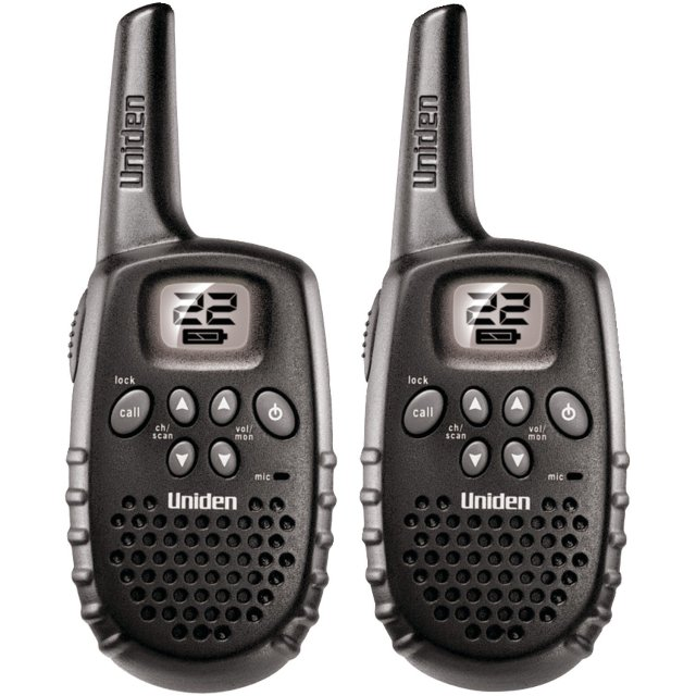 Uniden GMR1635-2 Two-Way Radio Pair