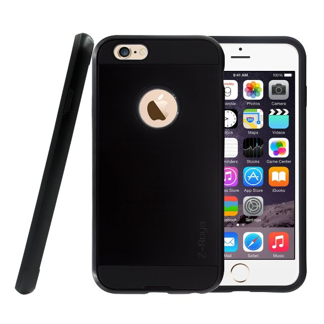 Z-Roya TPU Bumper iPhone 6s Case