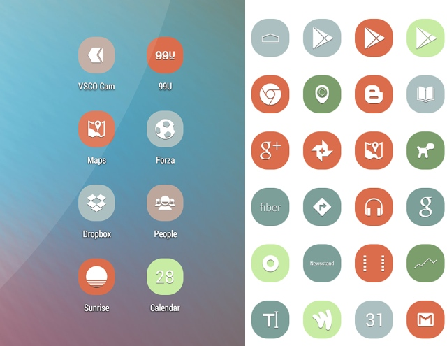20 Best Free Icon Packs To Customize Your Android