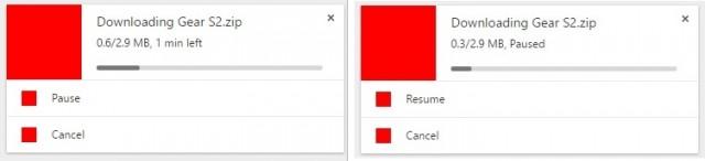 chrome flags download resumption