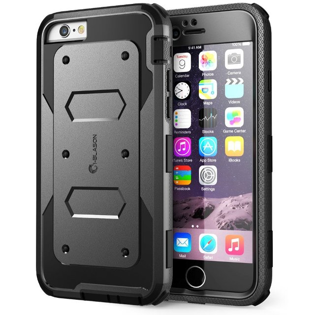 i-Blason Armorbox iPhone 6s Plus Bumper Case
