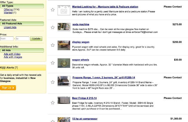 10 Sites Like Craigslist for Buying and Selling Used Stuff