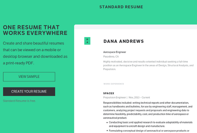 online-resumes-standardresume