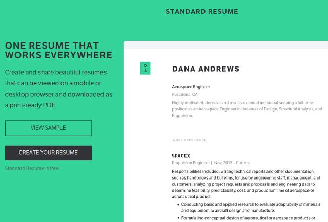 online-resumes-standardresume