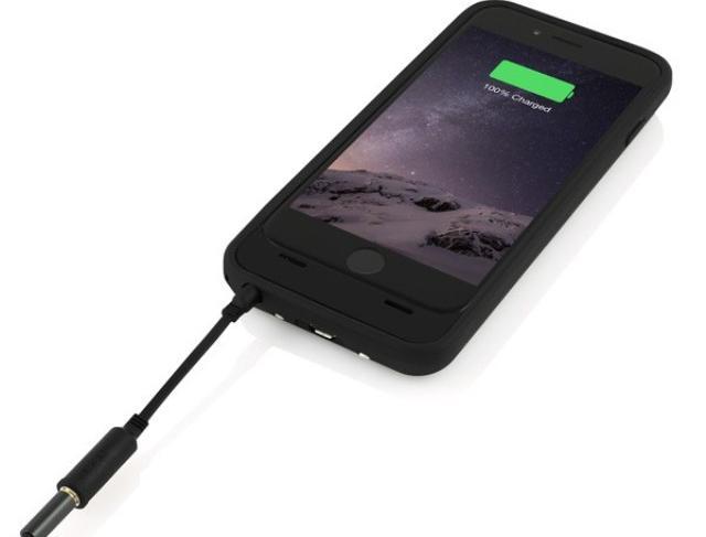 Incipio Ghost Qi Wireless Charging Battery Case