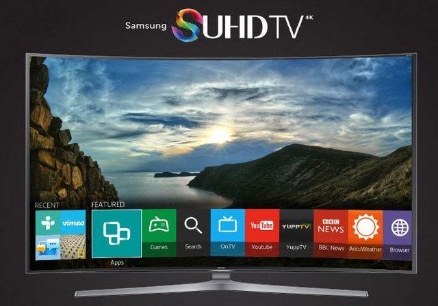 Samsung Smart TV Tizen OS