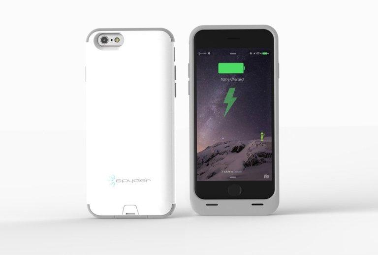 Spyder PowerShadow Ultra Thin iPhone 6s Battery Case