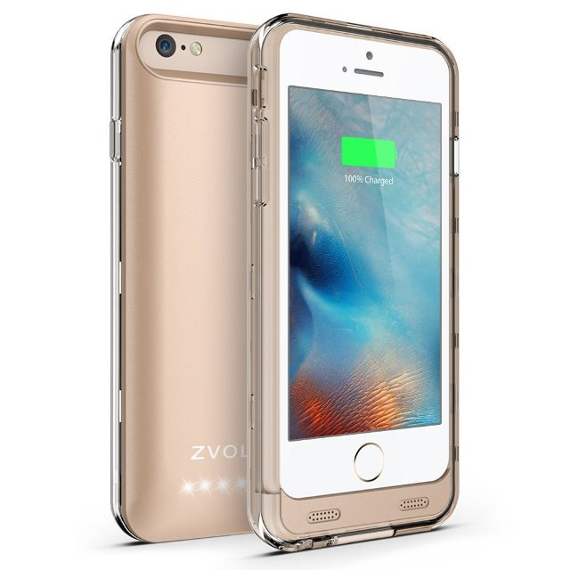 ZVOLTZ ZT6 Series iPhone 6s Battery Case