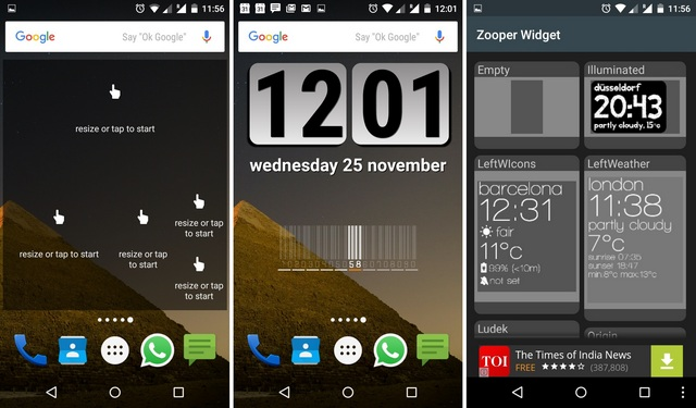 Zooper Widget Android