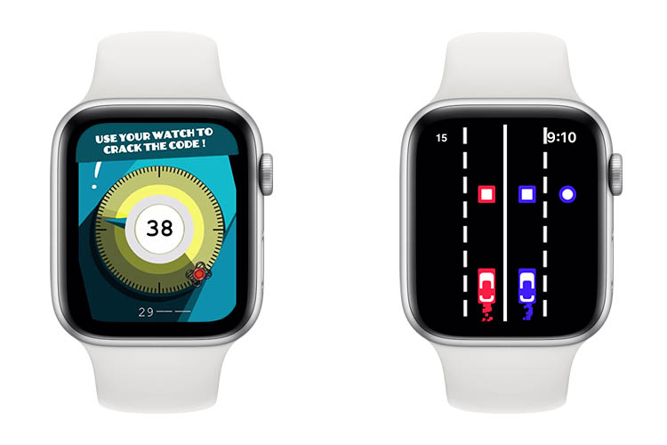 best apple watch games 2017 free