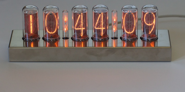 nixie-clock