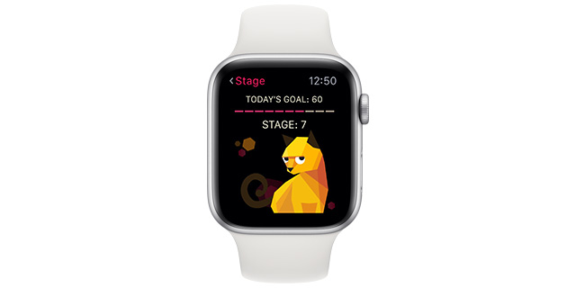 rules apple watch game