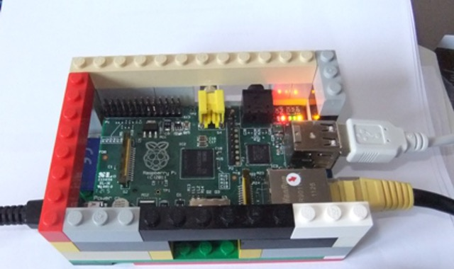 weather-station - raspberry pi 2 cool projects