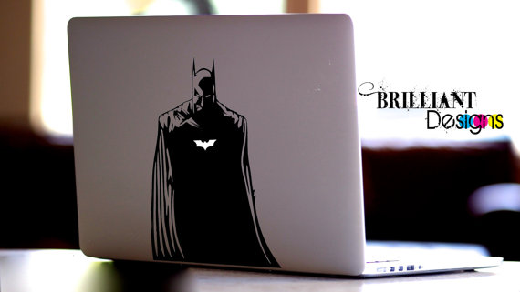Batman Macbook Decal Sticker