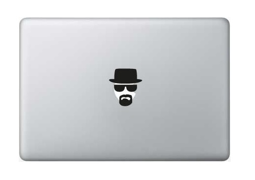 Breaking Bad Macbook Decal Sticker