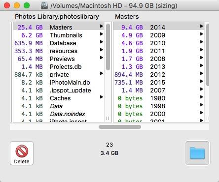 Clean Mac 03b - Omni Disk Sweeper 2