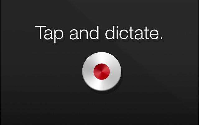 Evernote X 05 - Dragon Dictation