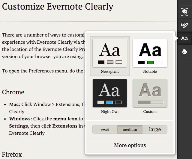Evernote X 06a - Customize Theme