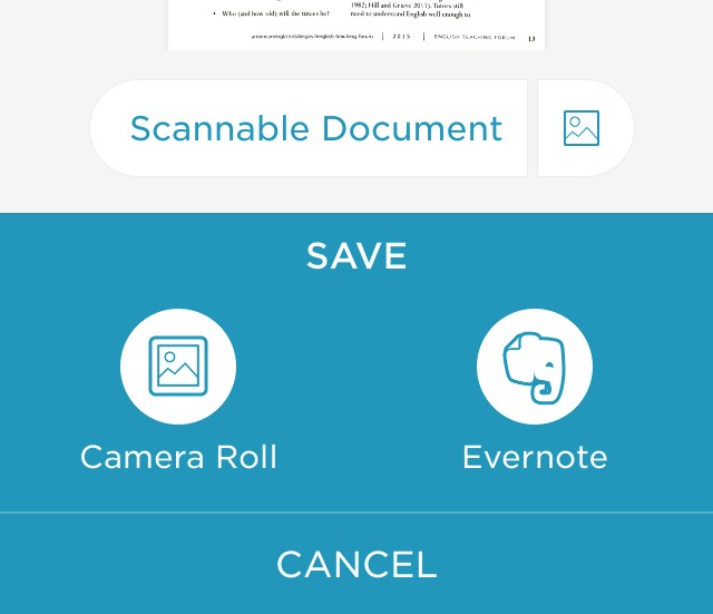 Evernote X 09d - Save