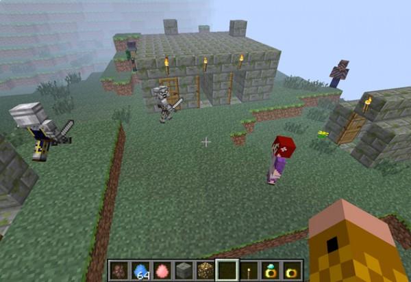 Minecraft-comes-alive