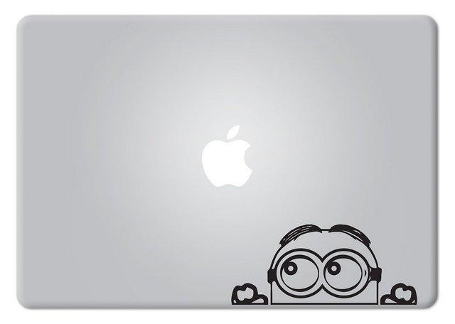 Minion Macbook Decal Sticker