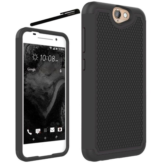 OEAGO HTC One A9 Dual Layer Case