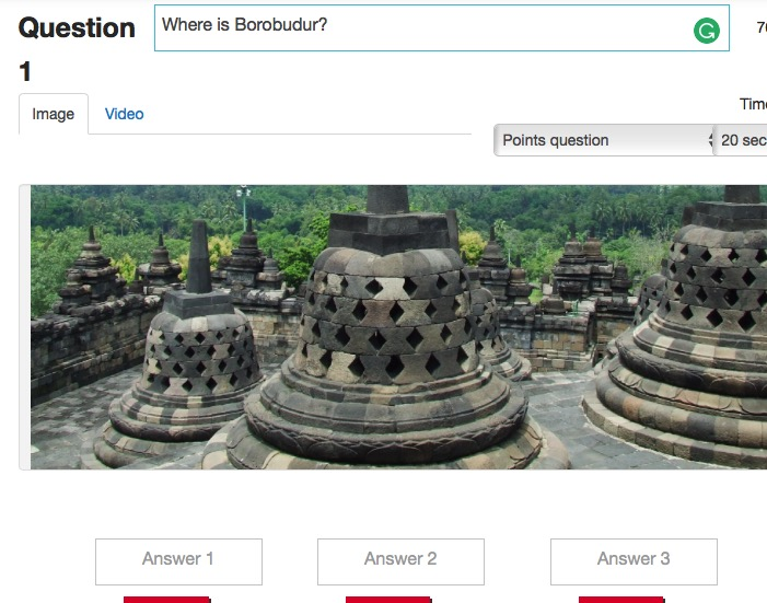 Online Quiz -bb- 04b - Kahoot Quiz