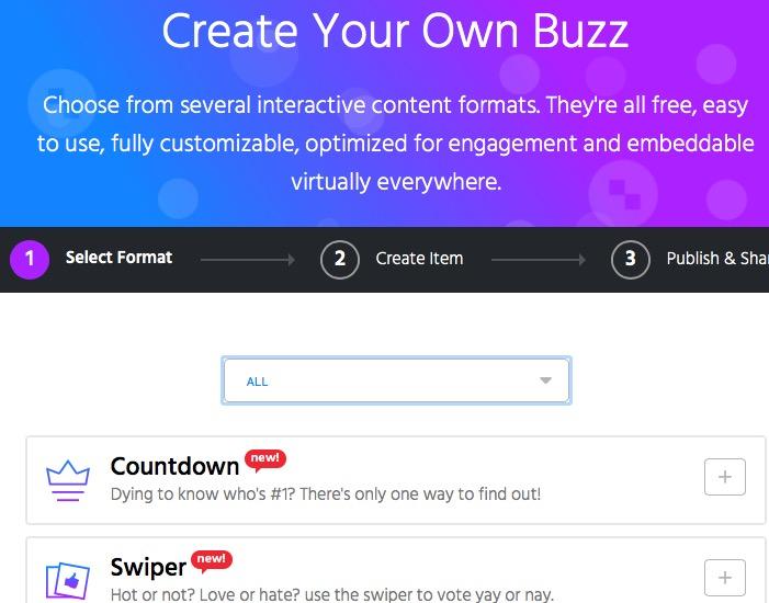 Online Quiz -bb- 05b - Playbuzz Create
