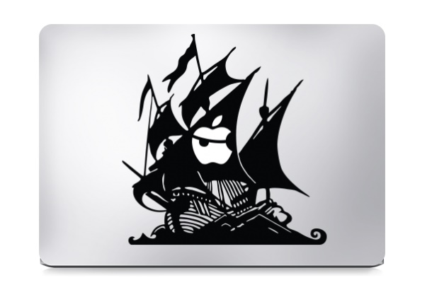Pirate Ship Macbook Decal Sticker