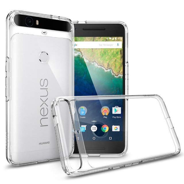 Spigen Clear Back Nexus 6P Case