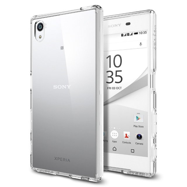 Spigen Crystal Clear Xperia Z5 Case