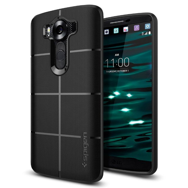 Spigen LG V10 Rugged Armor Case