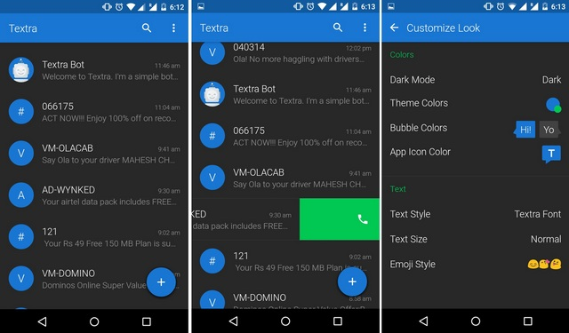10 Best SMS Apps For Android To Use in 2016 | Beebom