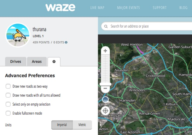 Waze -bb- 09b - Edit Map