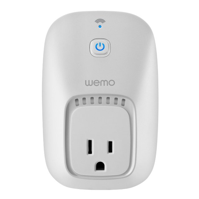 WeMo Wi-Fi Enabled Switch