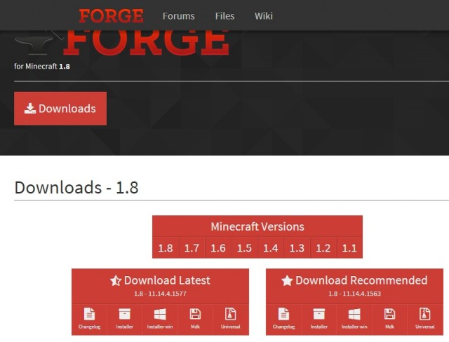 download-forge