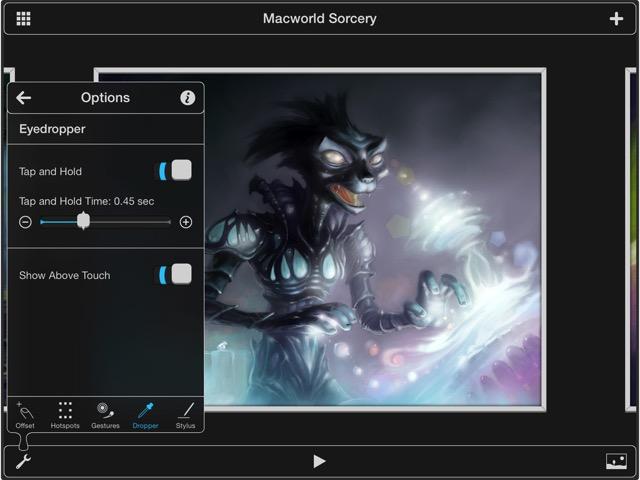 iPad Drawing Apps -bb- 08 - Inspire Pro