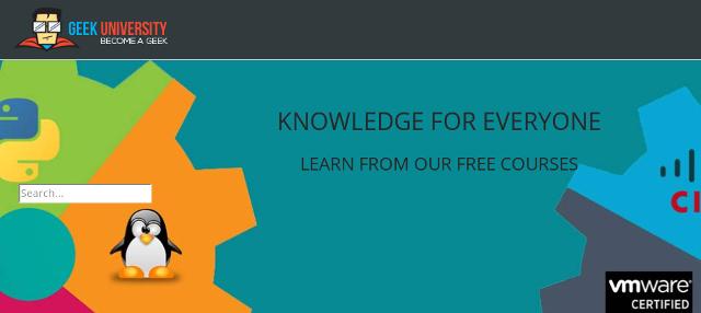 learn-linux-geekuniversity