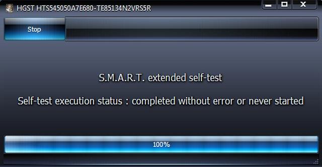 smart extended test window