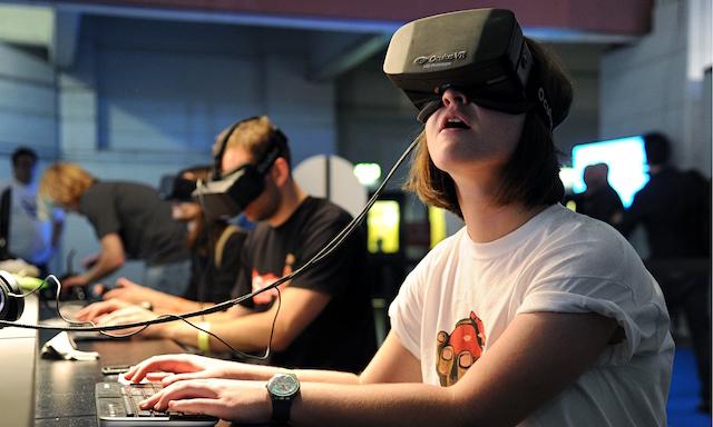 Alternatives to Oculus rift