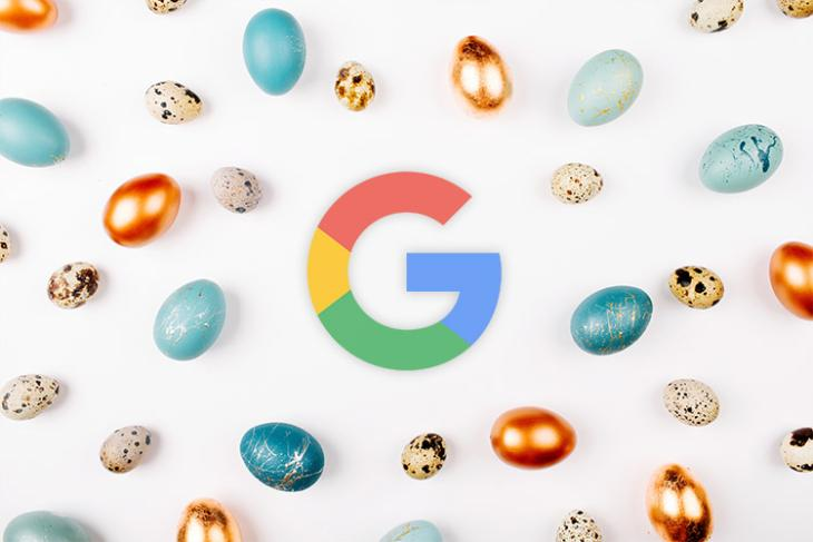 30 Hidden Google Easter Eggs You've Should Try in 2019
