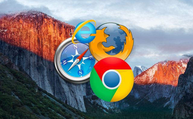 7 Best Browsers for Mac OS X (2016)