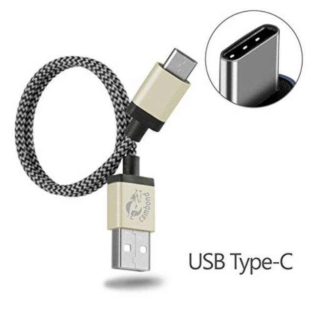 Cambond USB Type C Reversible Cable