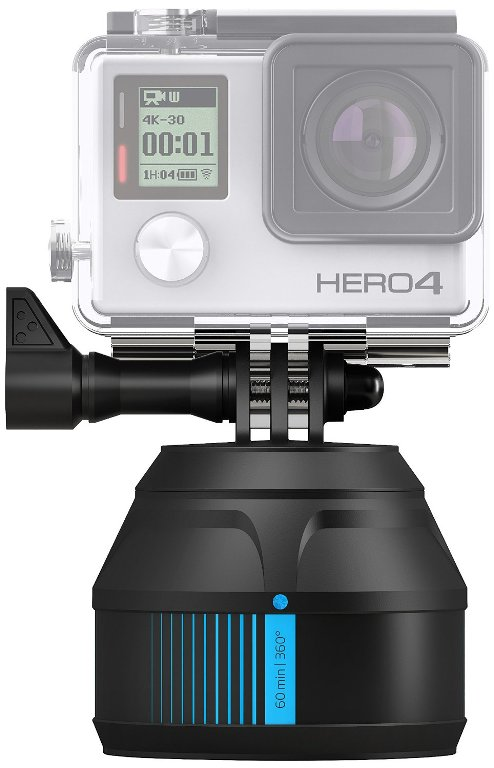 GoPole Scenelapse 360-Degree Time-Lapse Device for GoPro
