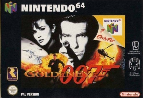 Goldeneye - best Nintendo 64 games