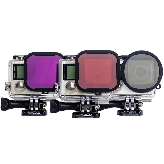 PolarPro Aqua Filter 3-Pack
