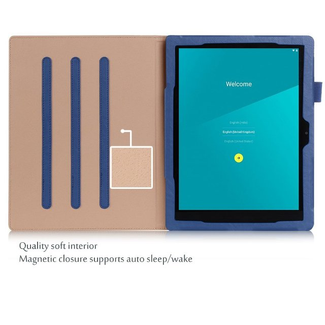 ProCase Google Pixel C Leather Folio Case